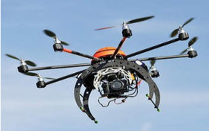 100,000 Drones in Britain and…