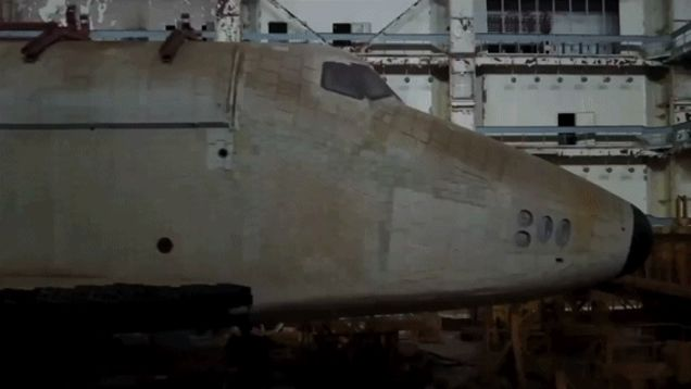 Breaking Into a Russian Military Base to See an Abandoned Soviet Space Shuttle Was Worth the Risk