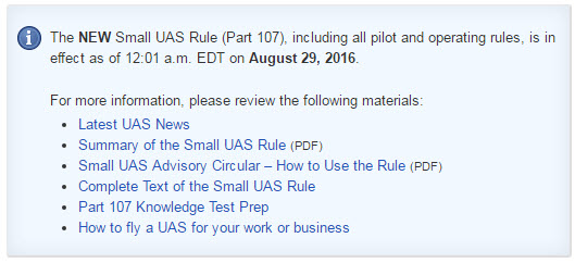 Register your Drone with the FAA