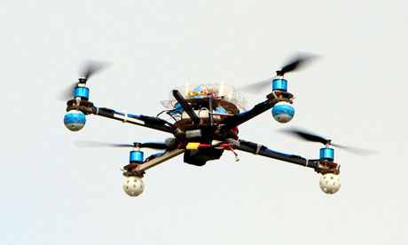 Drone Crashes and Insurance