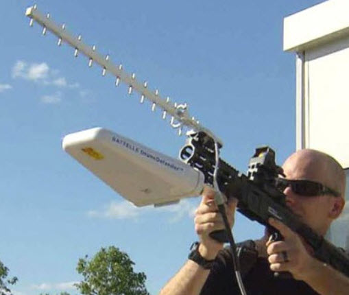Drone Weapons