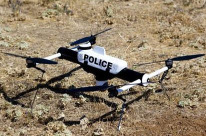 Police drones hacked